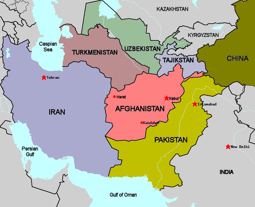 Trade Ties With Pakistan Financial Tribune - Where is pakistan