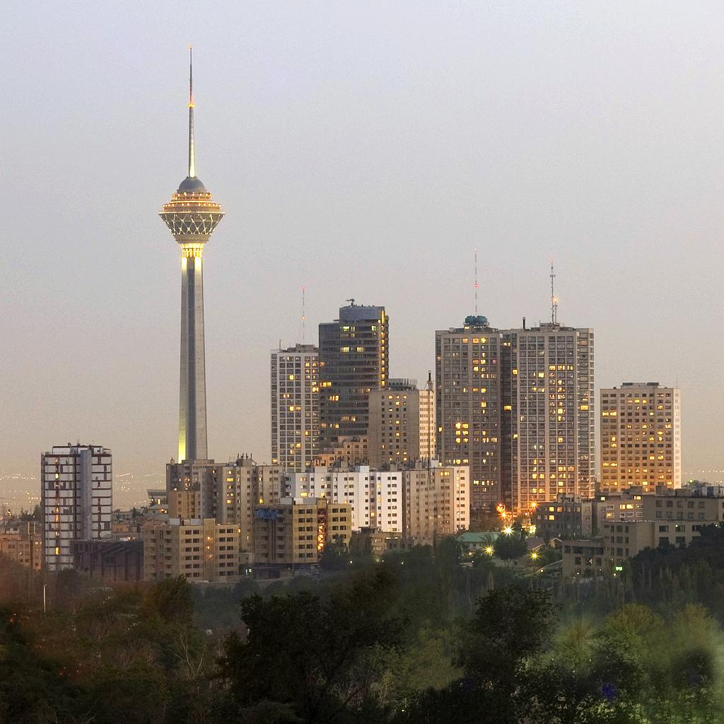 Iran Chamber Society: Iranian Cities: Tehran