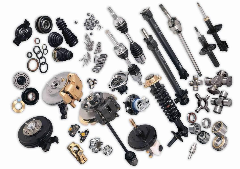 Auto parts 82