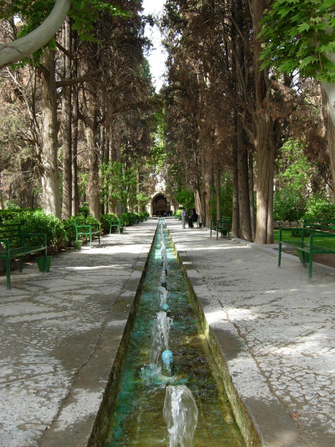 Beautiful Persian Garden Tours