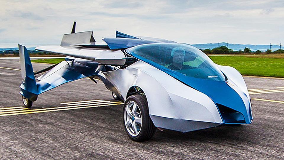 Zukunft des Autos