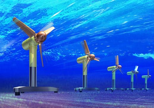 Tidal Energy Potential...
