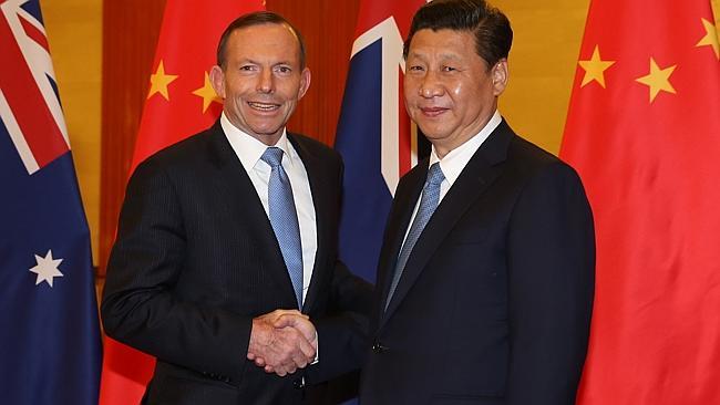 China Australia To Formalize Fta Financial Tribune