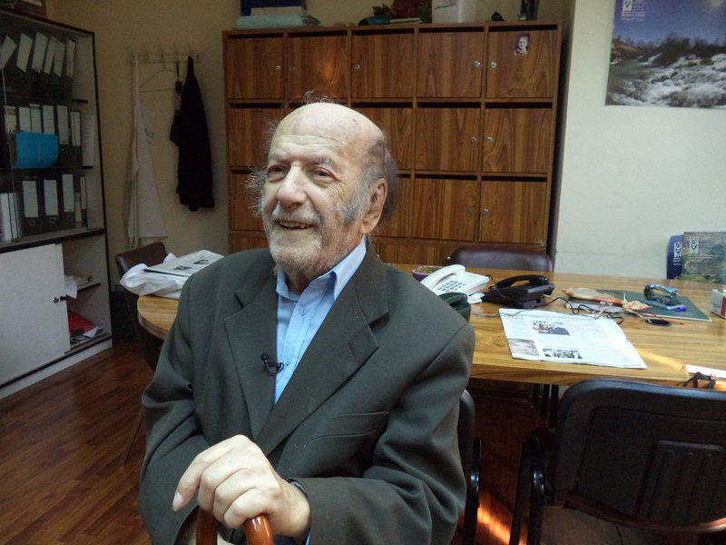 Jordac's Last Book Unveiled in Tehran | Financial Tribune