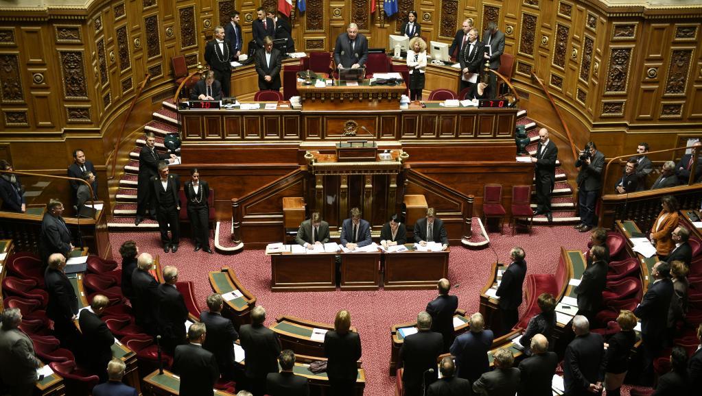 Image result for French Senators