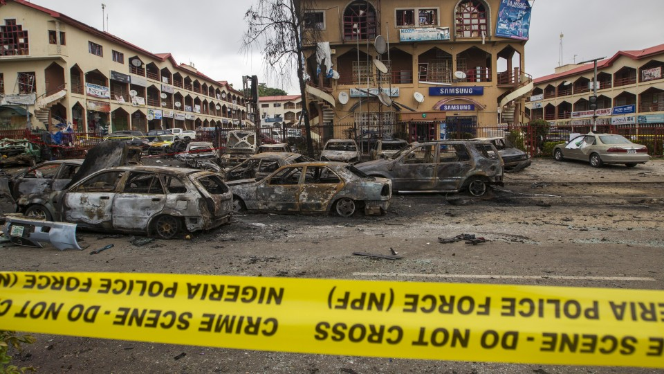 Injured, 14 Killed in Cameroon Bombings