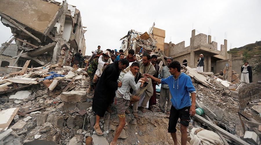 Saudis on blacklist for child-killing in Yemen