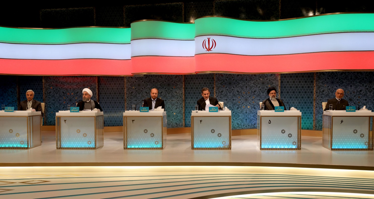 Top leader: Iran will 'slap' anyone causing election unrest