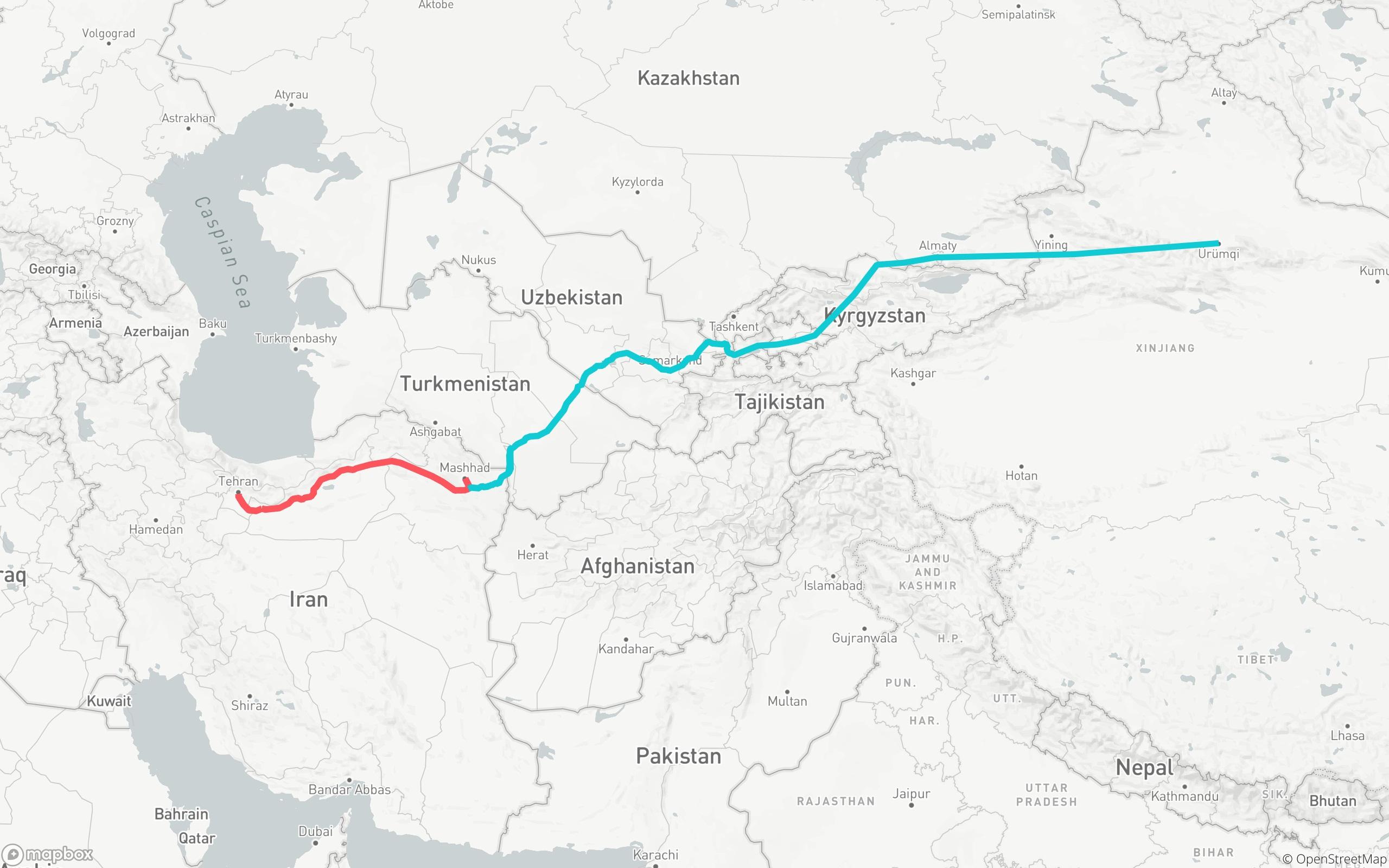 """Résultat de recherche d'images pour """"Tehran Mashhad rail project"""""""