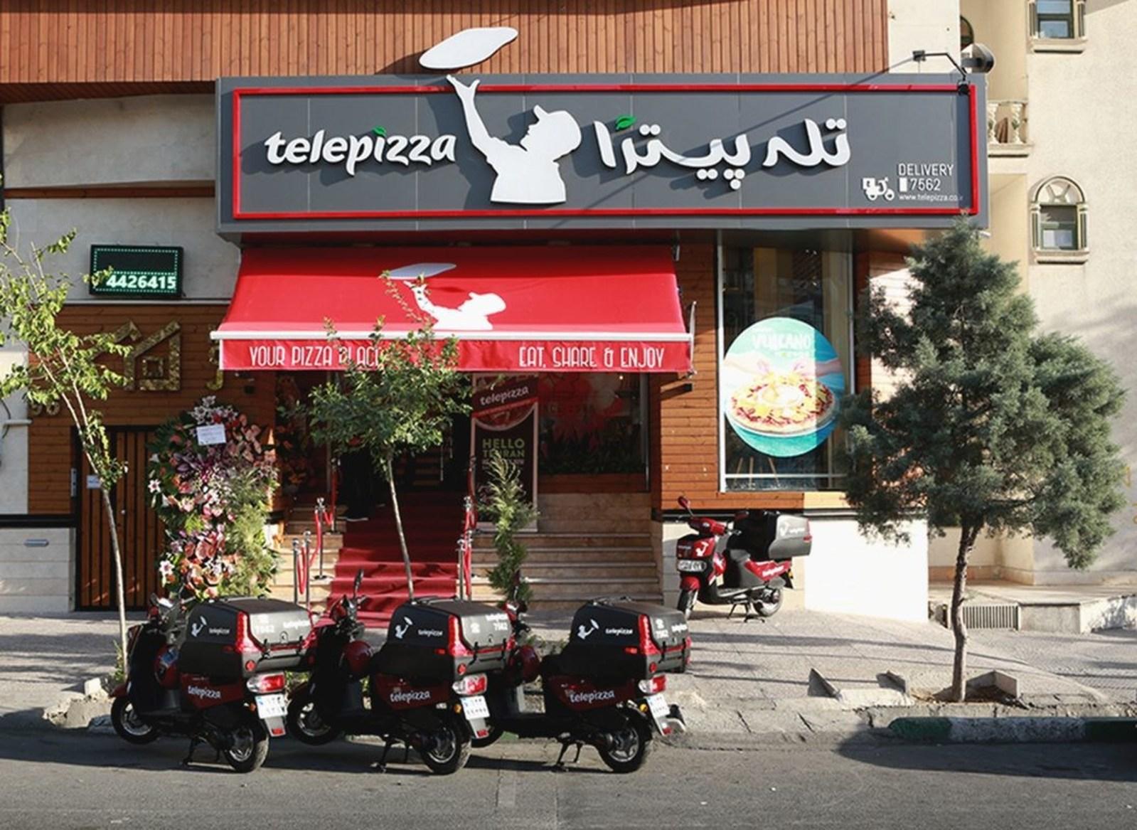 Telepizza Opens 1st Iran Branch Financial Tribune
