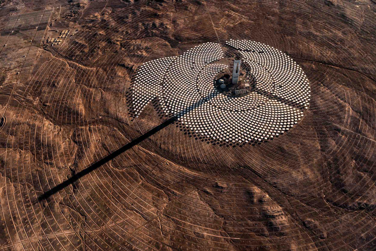 renewable energy projects powering chilean mines financial tribune