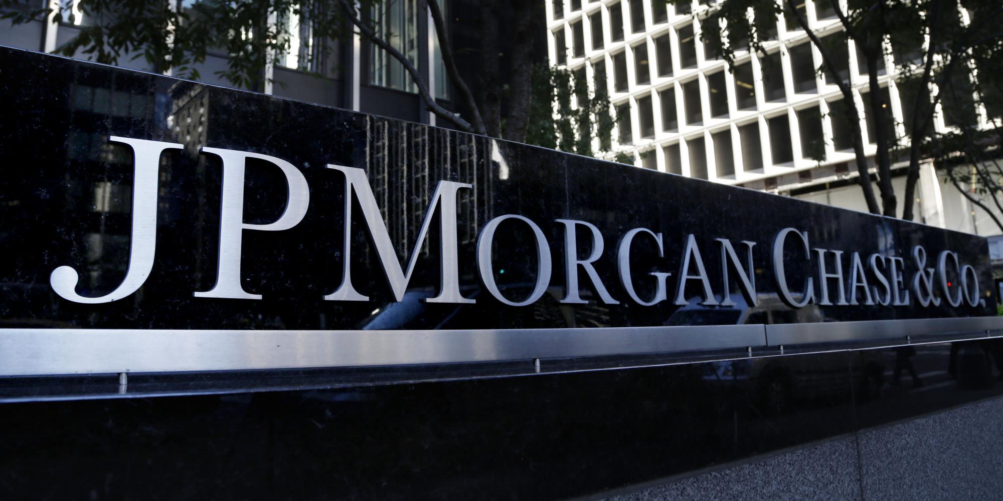 Резултат с изображение за JPMorgan Chase