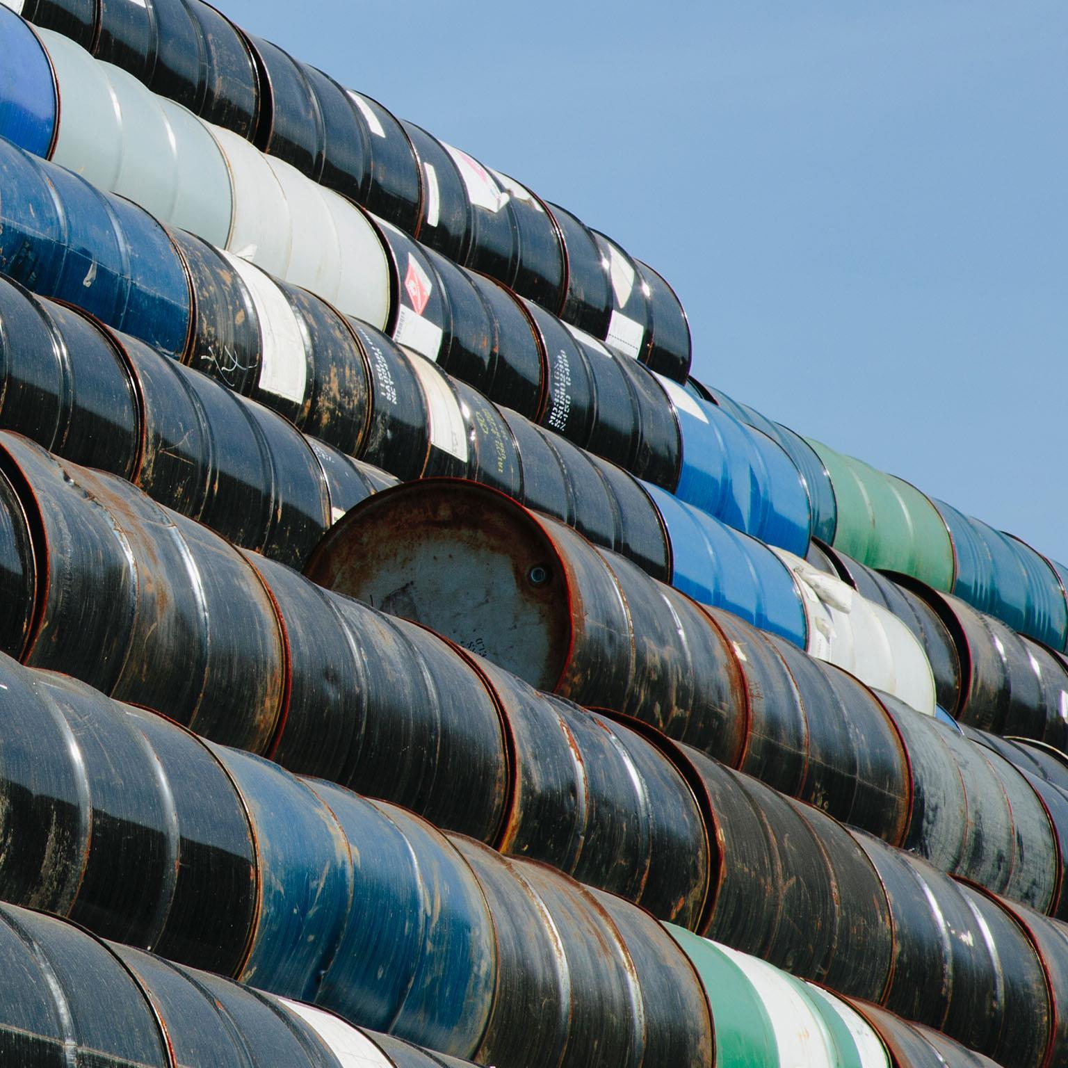 Crude Oil Flat Near $50