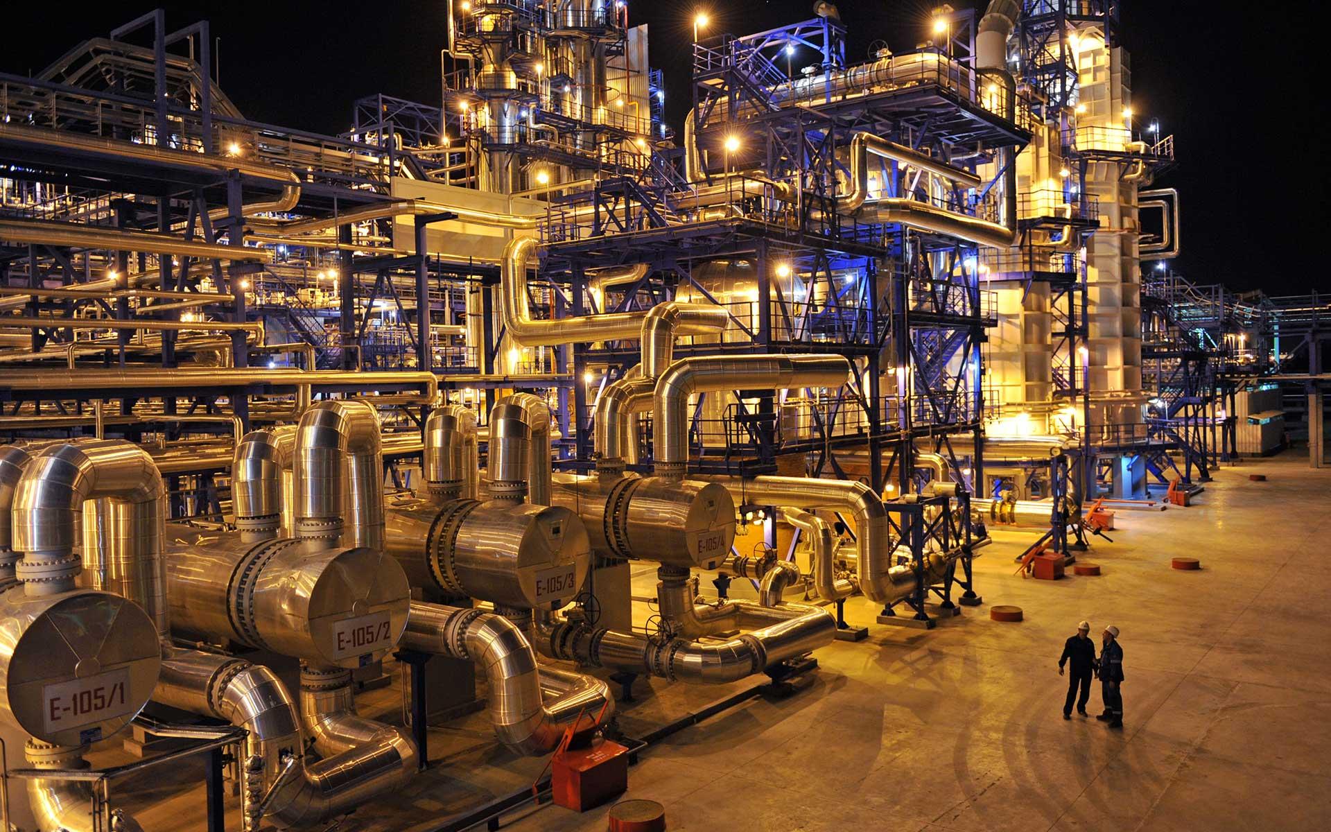 Iran s RIPI Developing Oil Desalination Unit