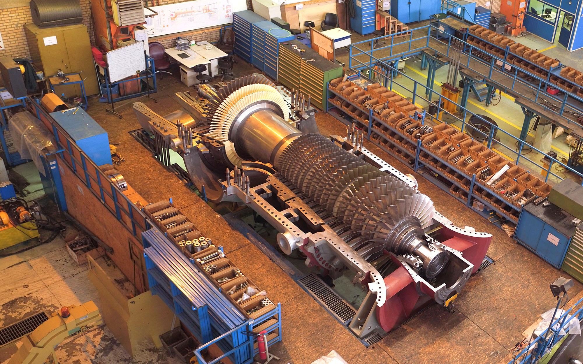 Domestic Turbine Manufacturing Booming