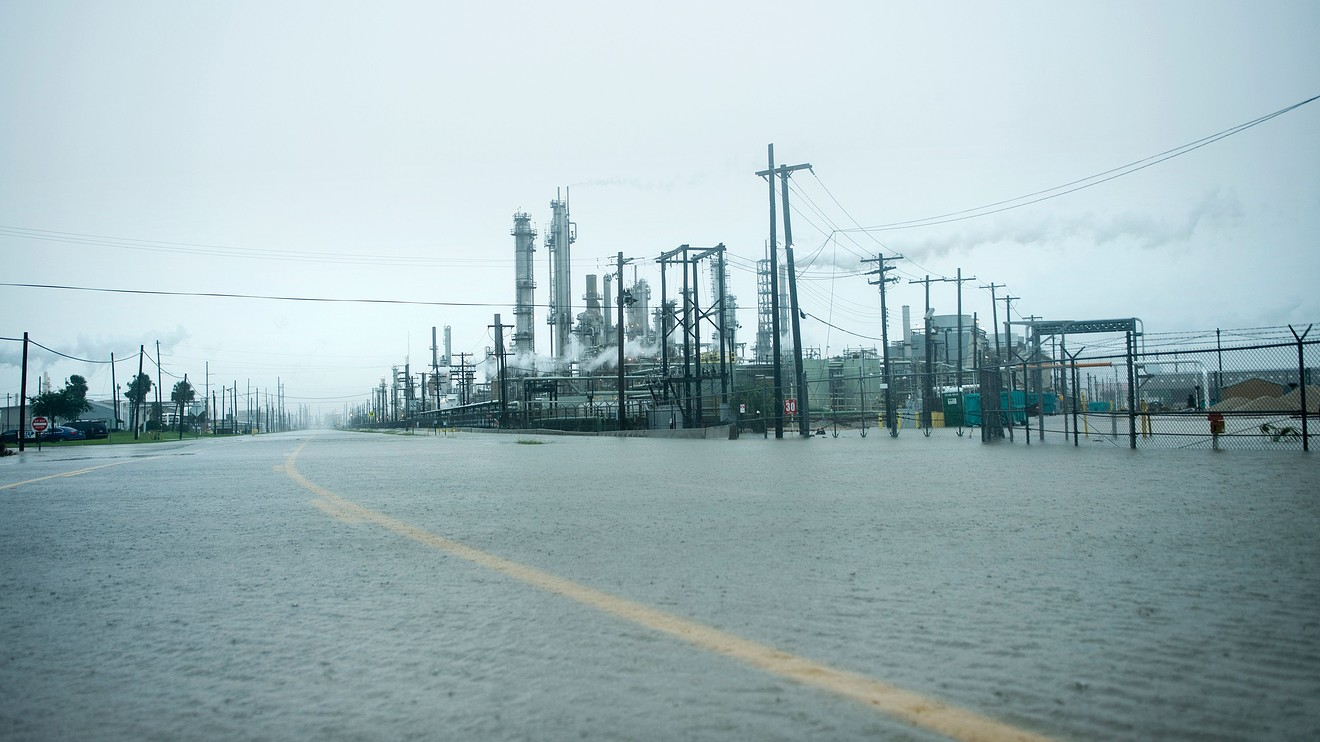 5% of US Gulf Oil Output Still Shut After Harvey