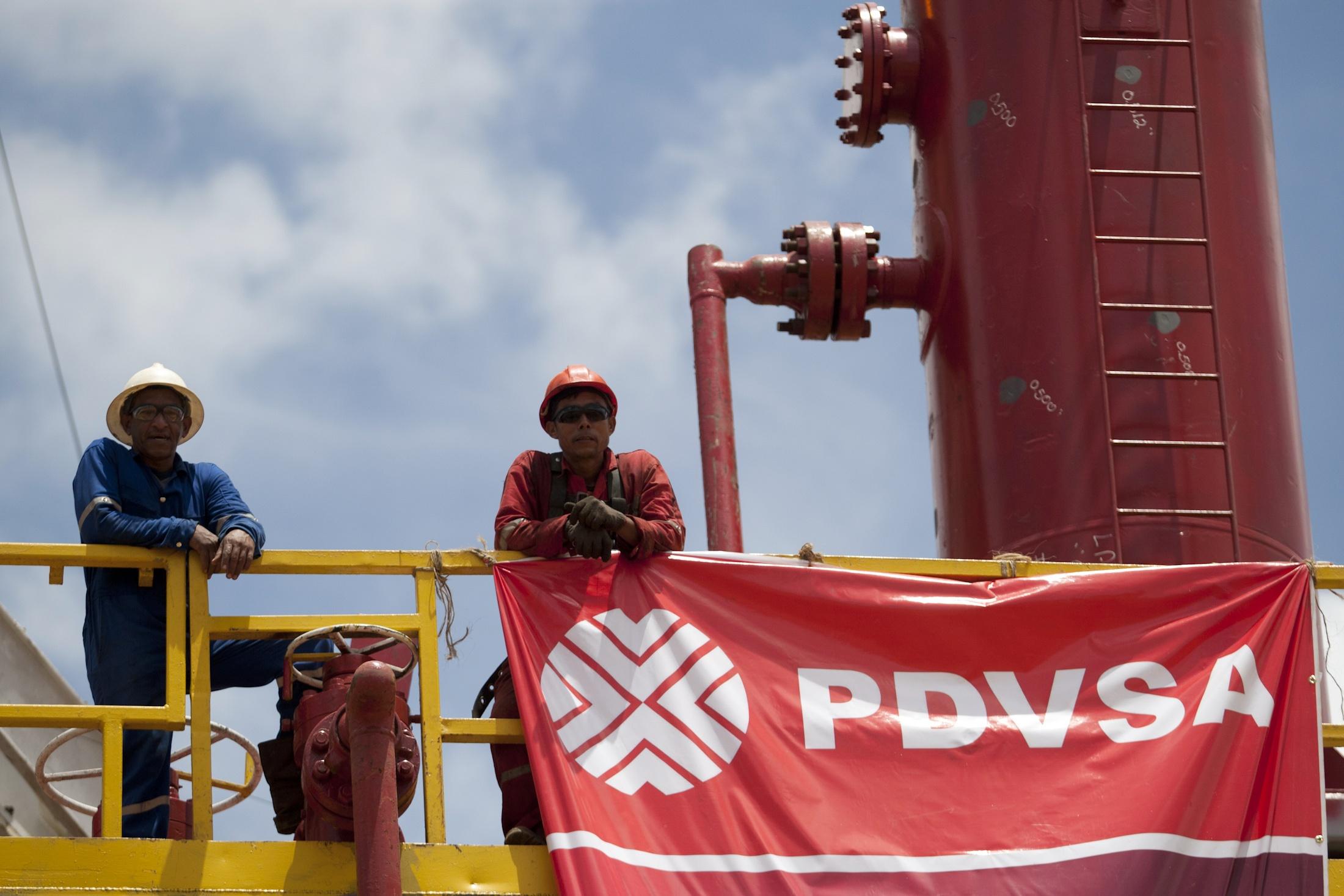 President Maduro tells military to run Venezuelan oil