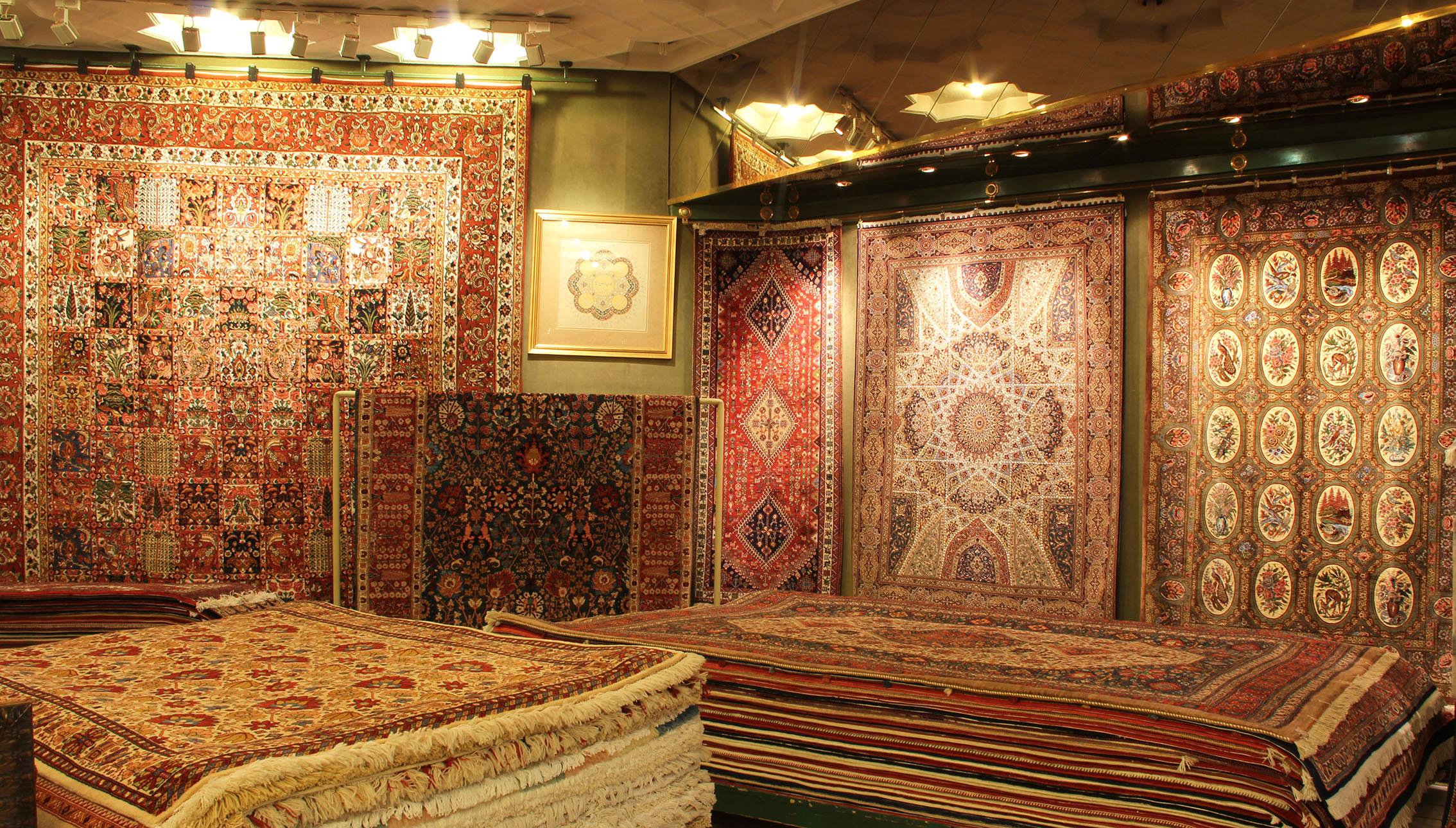 Persian carpet comeback financial tribune for Alfombras de iran