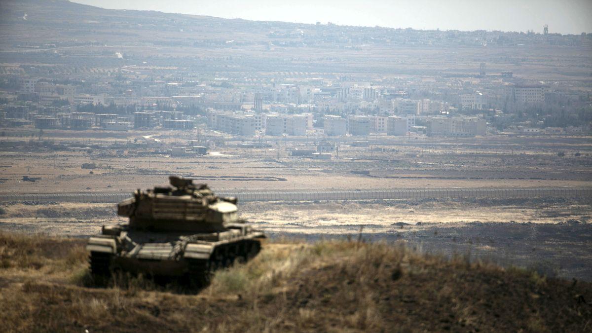 Israeli attack on Syria military camp kills three