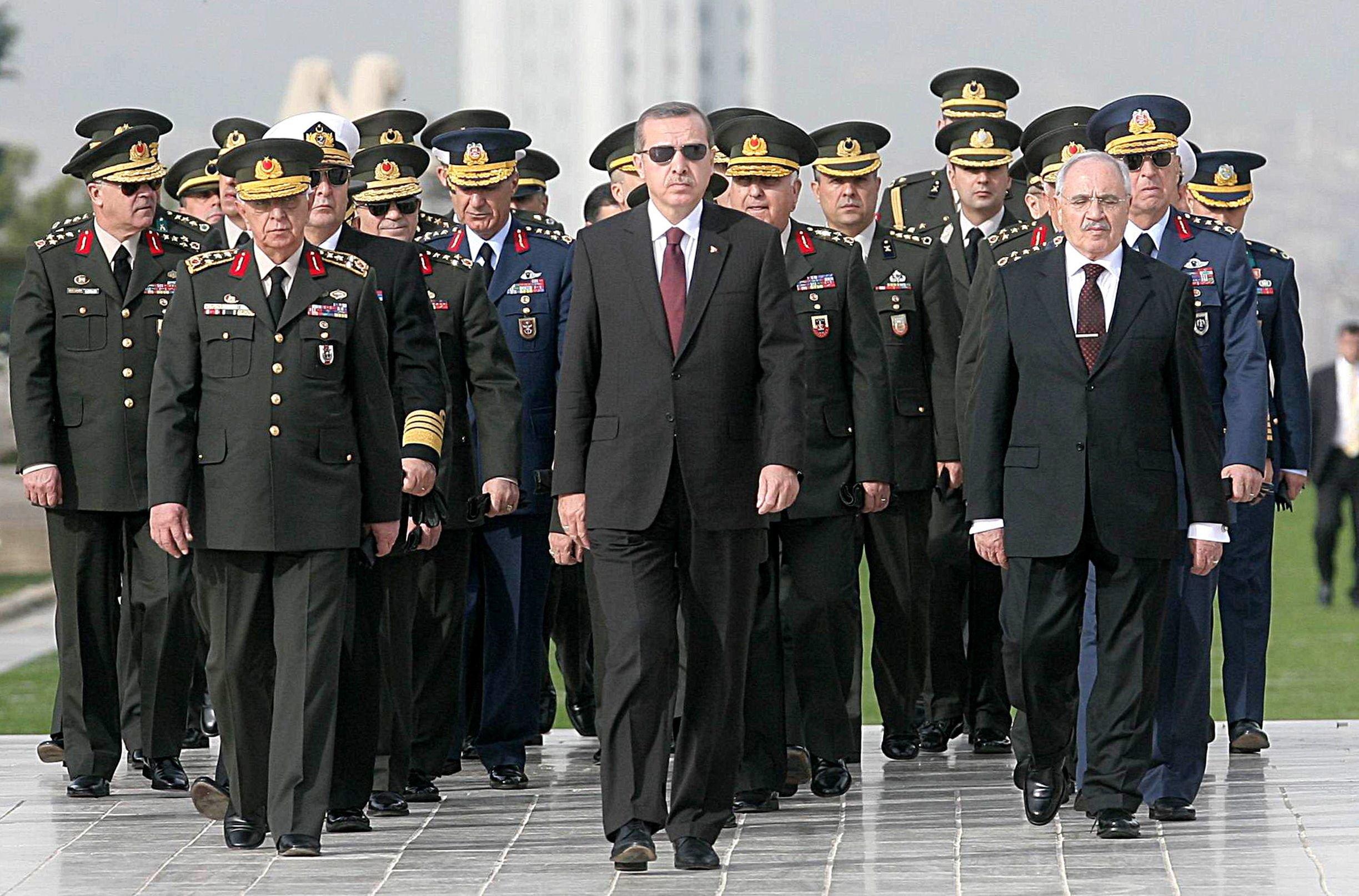 Türkische Militär Technologie