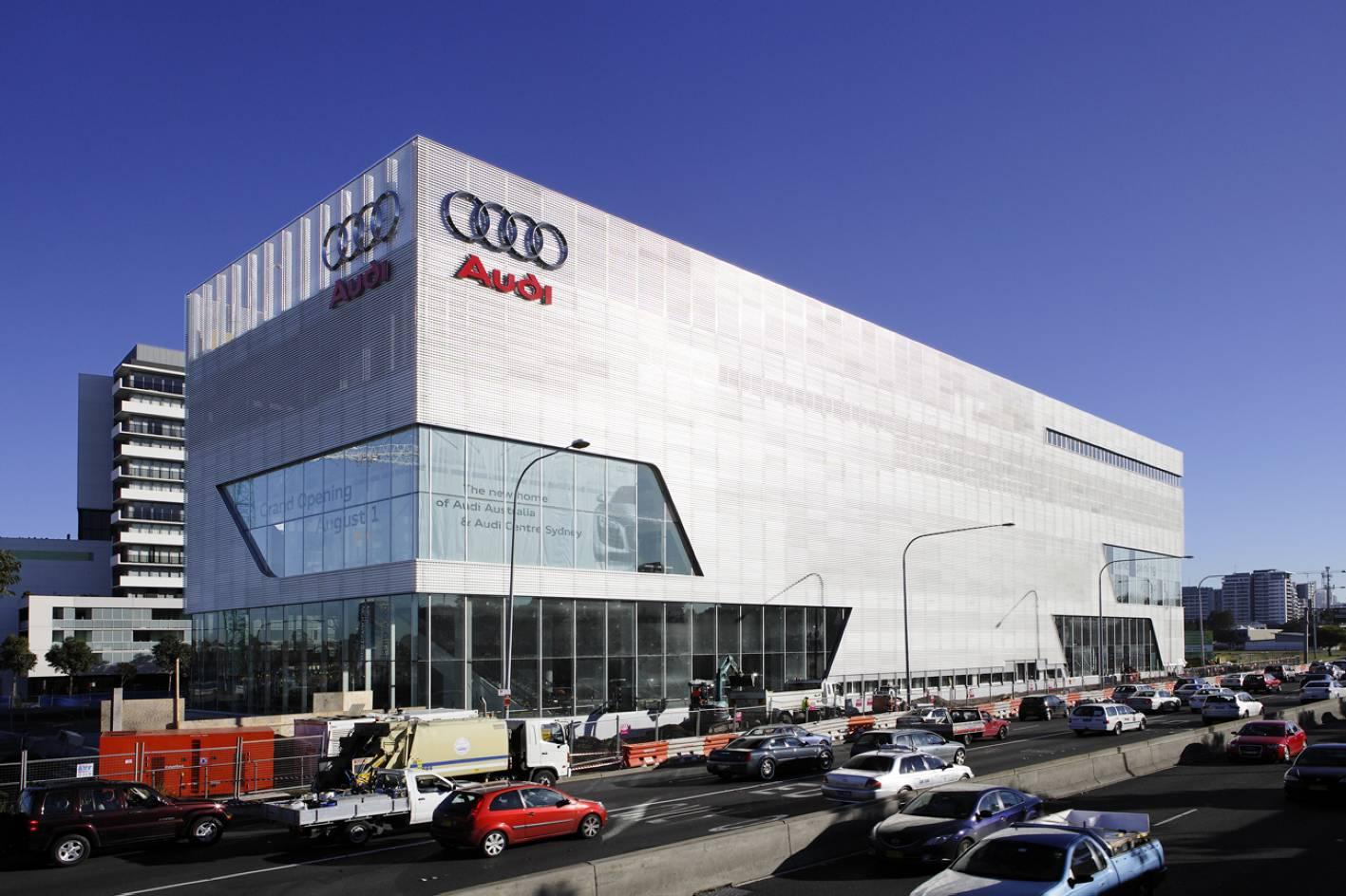 German Prosecutors Raid Audi Again In Dieselgate Probe
