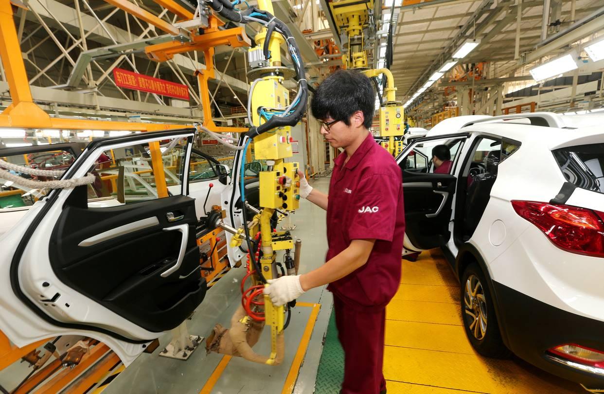 Tax Cut Rollback to Sap China Auto Sales Growth ...