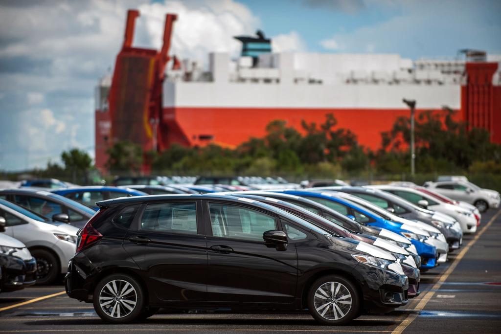 Toyota Brunswick Ga >> US Auto Importers Brace for Hurricane Irma | Financial Tribune