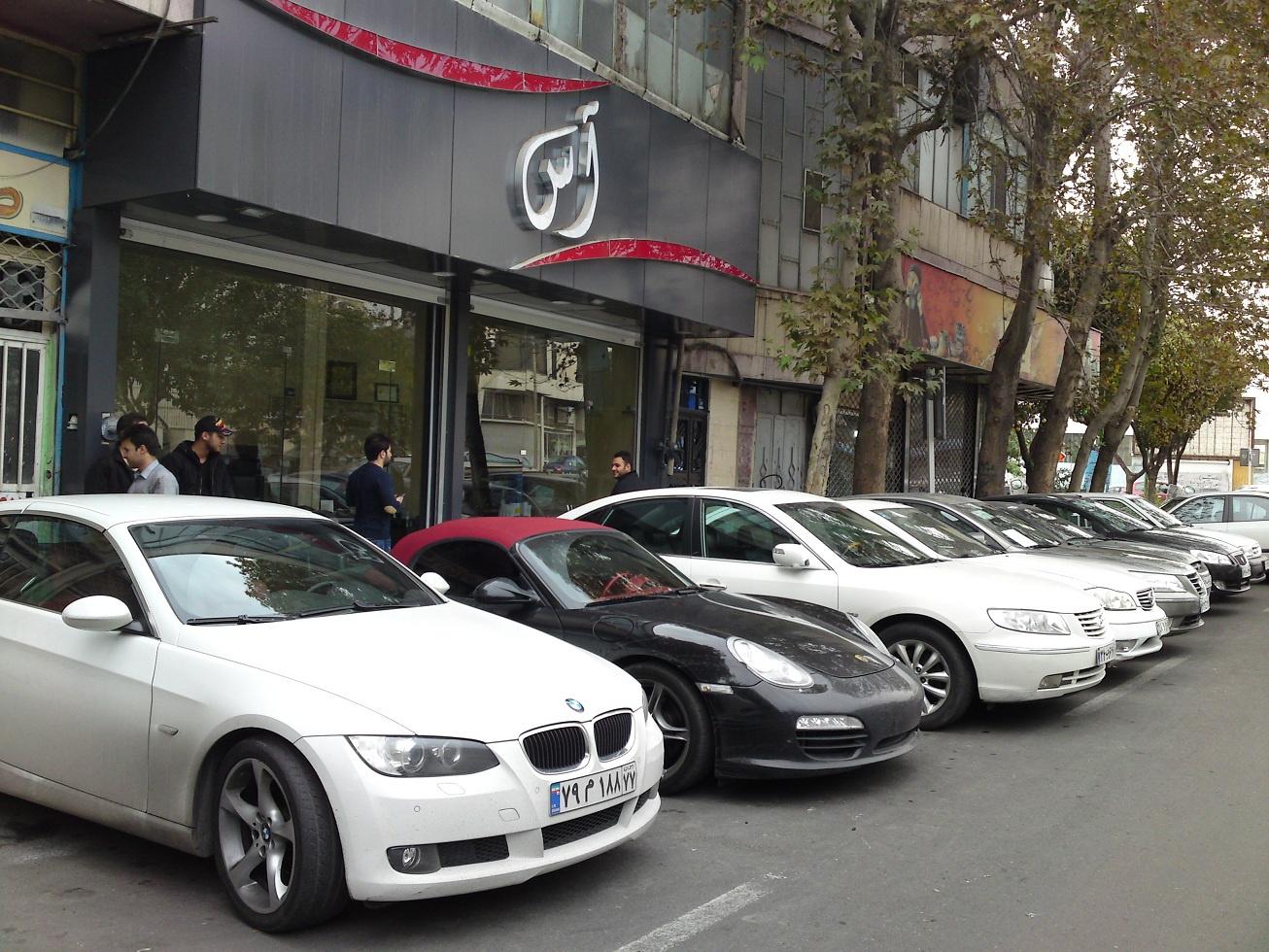 Gray Imports and Iran Auto Market | Financial Tribune