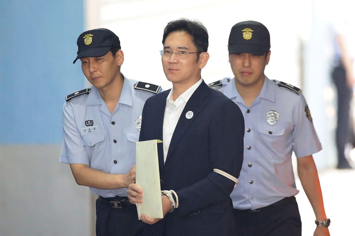 Samsung heir awaits verdict in corruption trial
