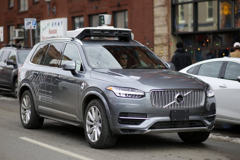 Volvo Of Tempe >> Uber Committed to Self-Driving Cars   Financial Tribune