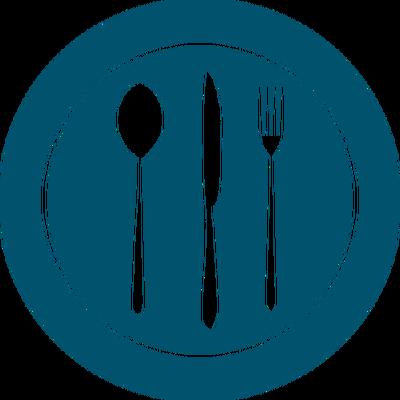 calorie intake financial tribune plate fork and spoon clip art fork and spoon clipart vector