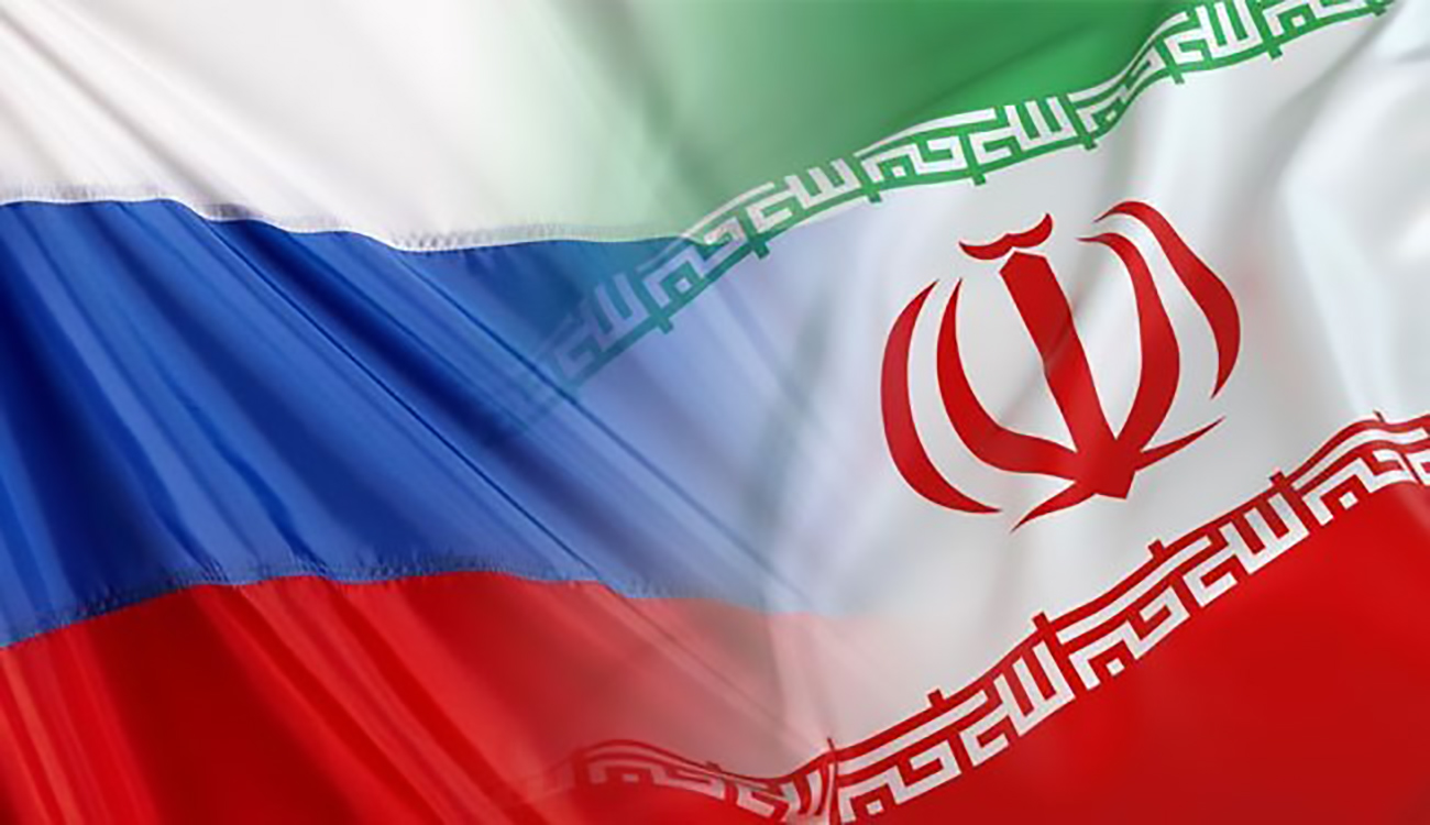 Image result for iran with russia