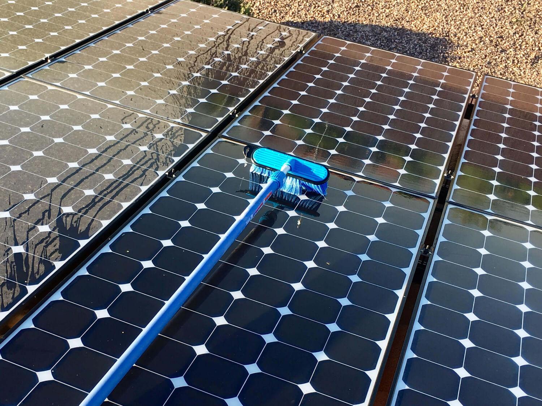 Air Pollution Stifling Solar Energy Production Financial