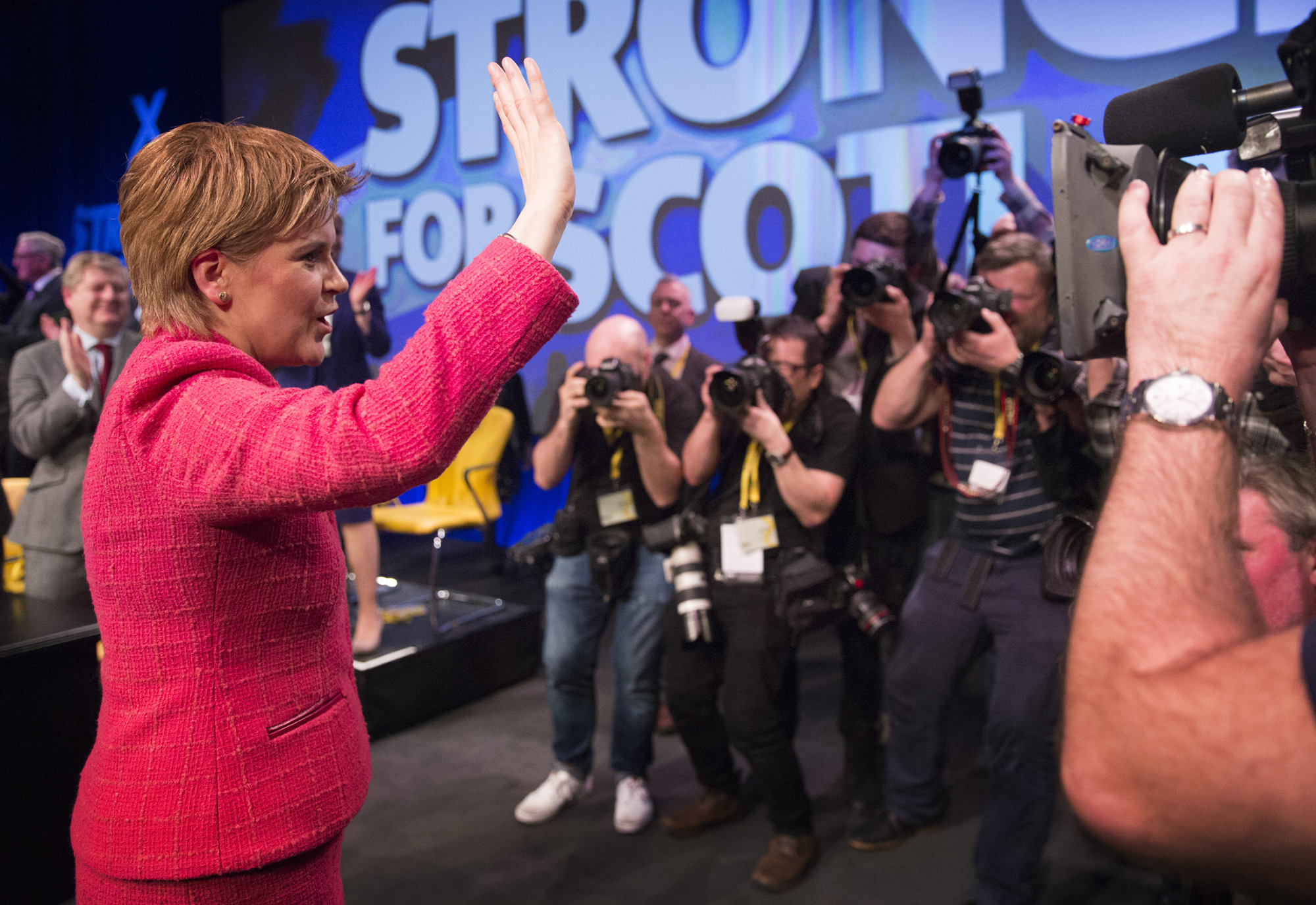 5 things you need to know about the SNP manifesto #GE2017