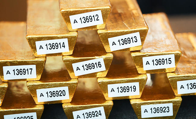 Gold steadies as $US weighs, North Korea eases