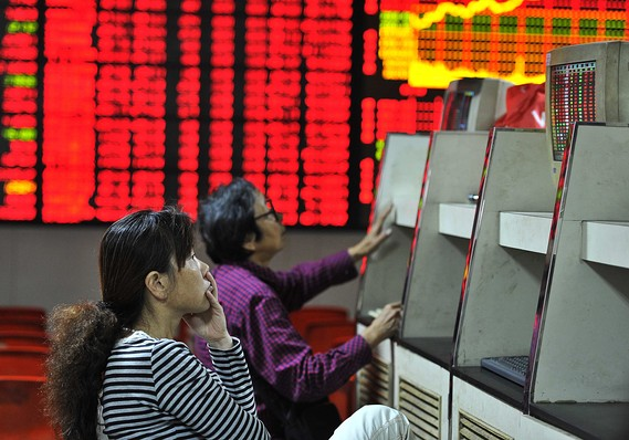 MSCI Finally Adds Chinese Shares to Emerging Market Index