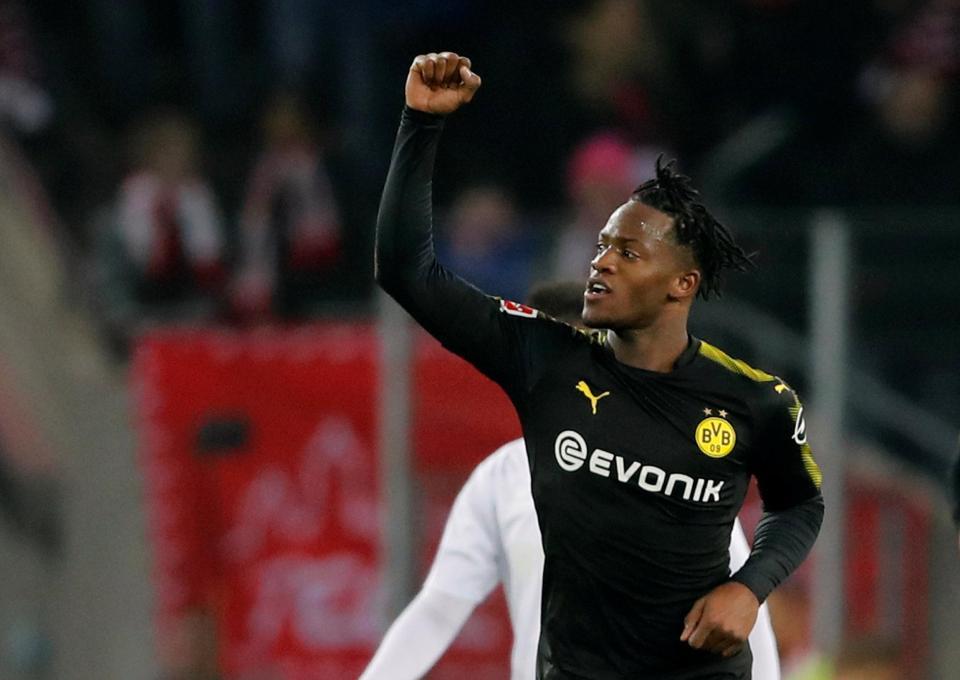 Batshuayi Dortmund