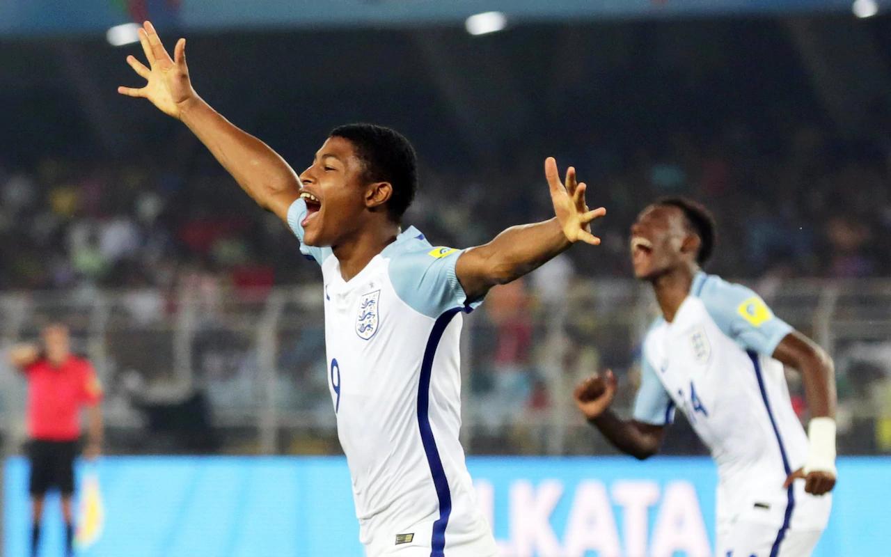 England Reaches First-Ever FIFA U-17 World Cup Final