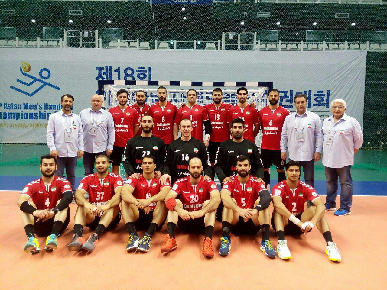 16 handball group level 2 - Asian Games 2018 Handball