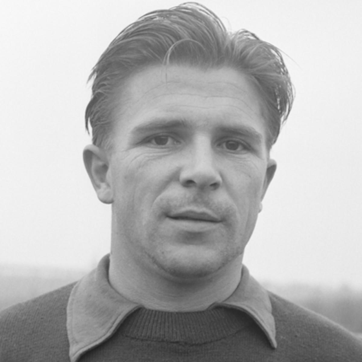 Hungary s Ferenc Puskás All Time League Goalscorer