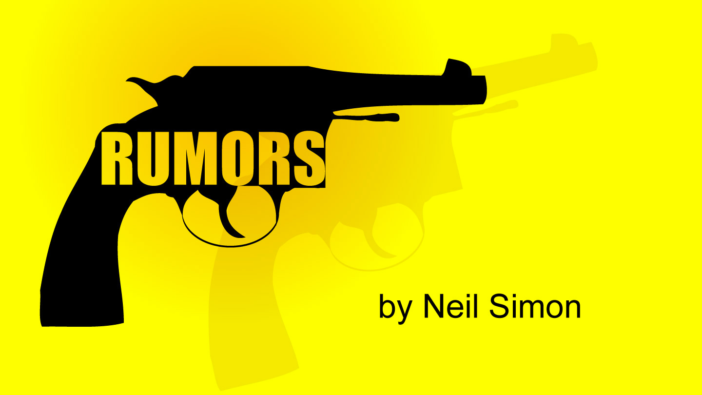 Rumors on stage financial tribune for Farcical comedy plays