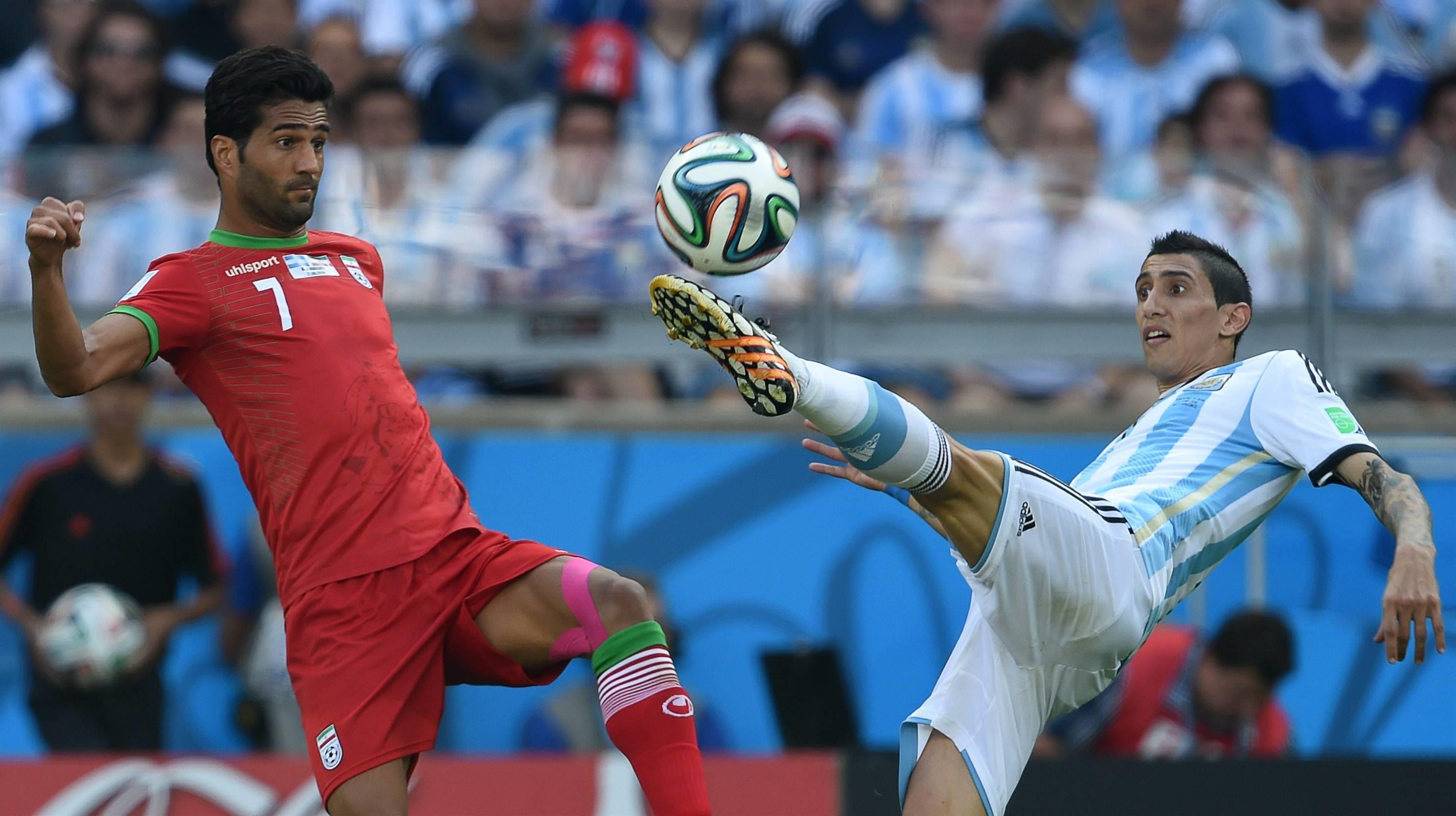 Indian FC Goa Eyes Irans Masoud Shojaei - Sports news