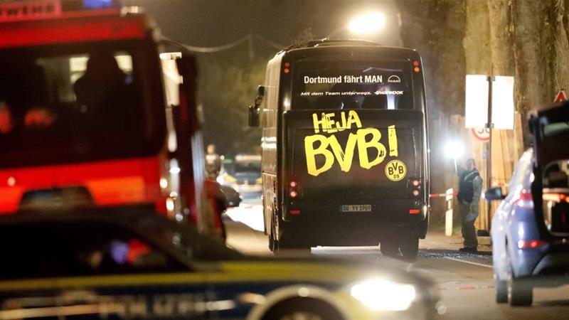 Prosecutors say Dortmund bus bomber had profit, not terror, in mind
