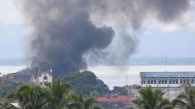 Philippine military says it regained most of Marawi from militants