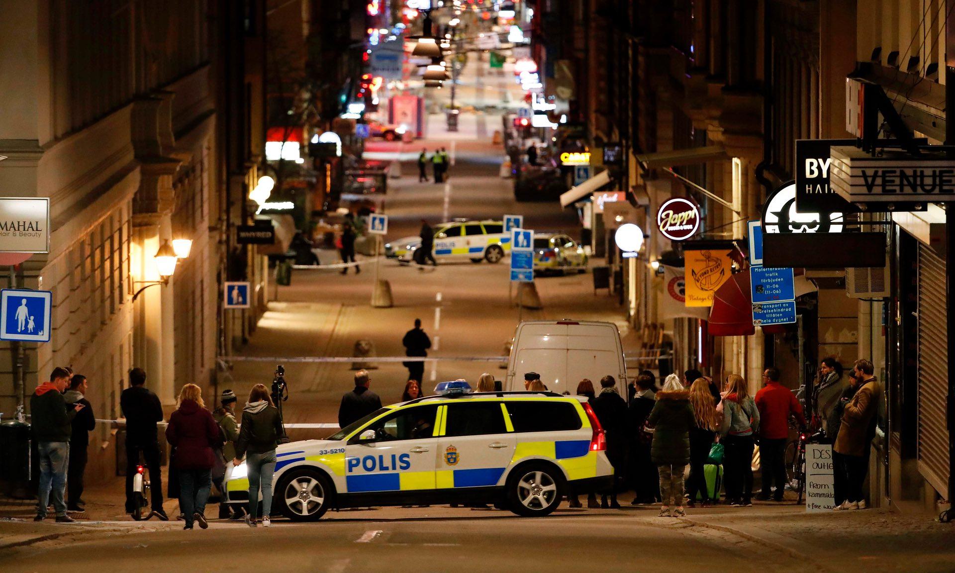 Stockholm truck attack suspect was facing deportation