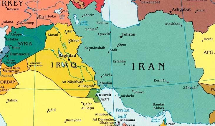 Iraq closes border over internal financial dispute financial tribune iraq closes border over internal financial dispute gumiabroncs Images