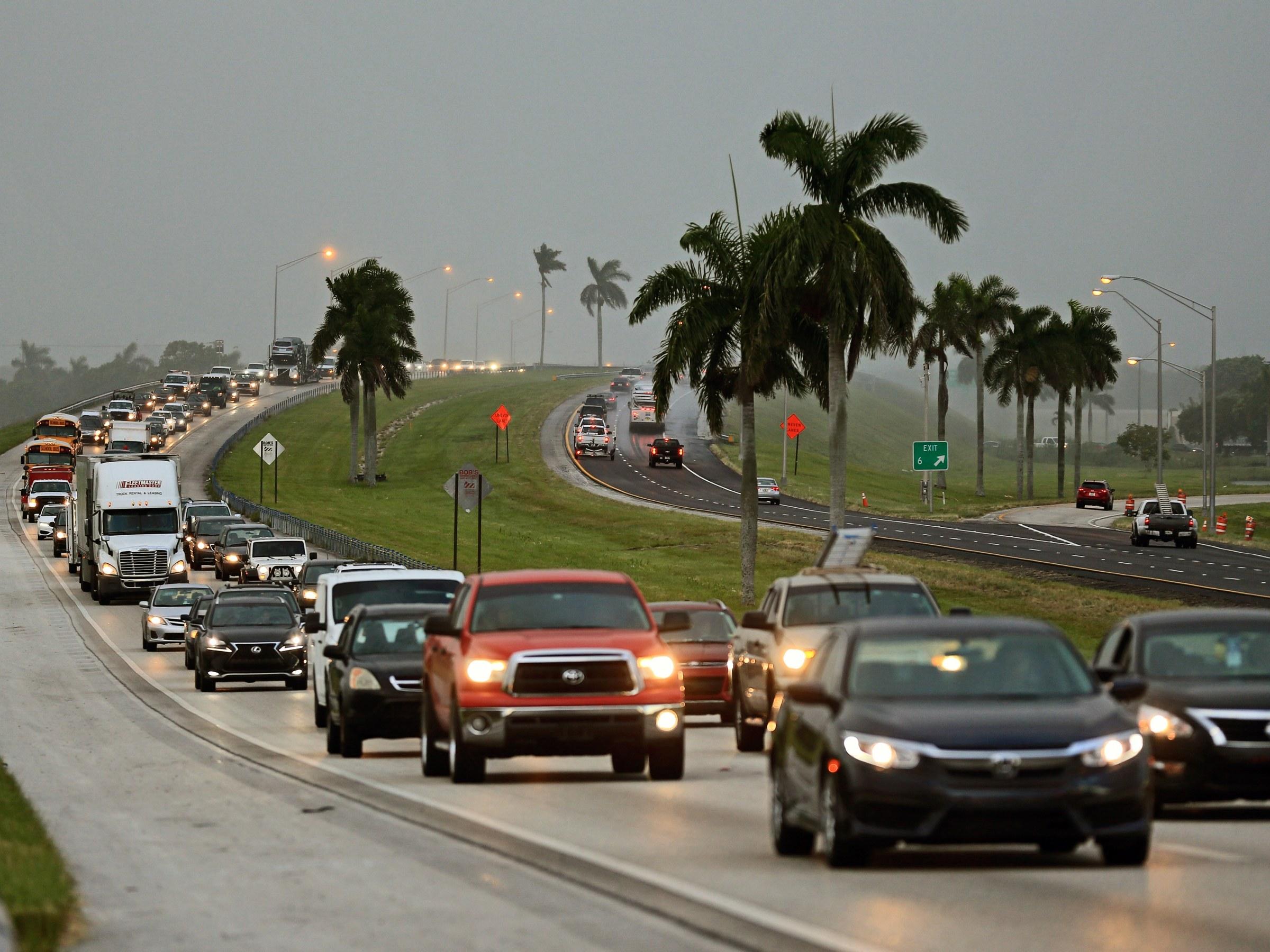 Hurricane Irma Begins Assault On Florida Financial Tribune