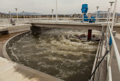 Wastewater Treatment Plant Launched Financial Tribune