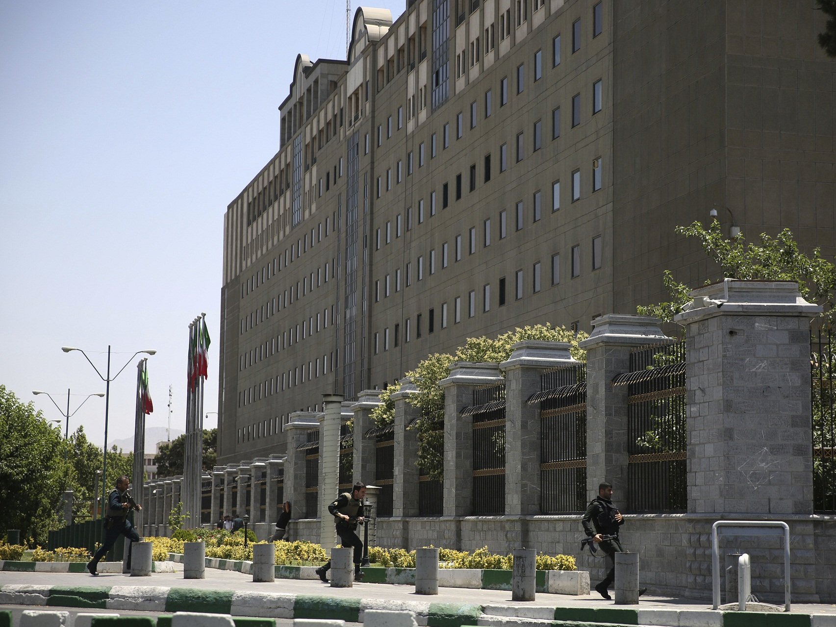 USA  condemns attacks that killed 12 in Iran