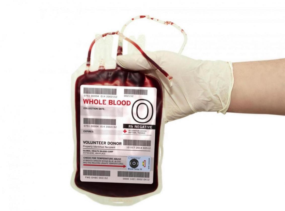 Blood Bag Production | Financial Tribune